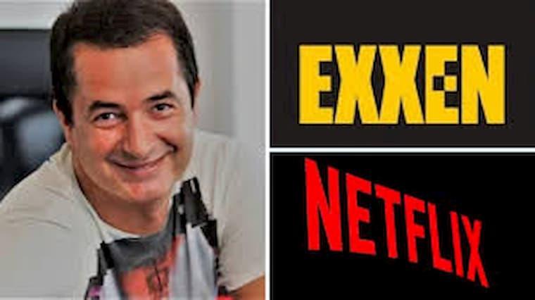 Exxen'in Sunmayı Planladığı Netflix Paketi