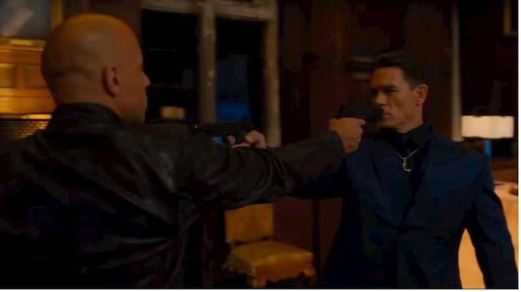 John Cena Hızlı ve Öfkeli 9'da