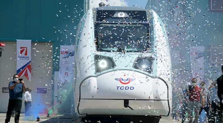 Milli Elektrikli Tren Seti