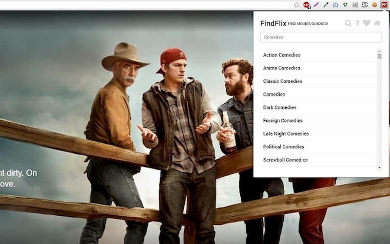 Netflix Eklentileri Findflix