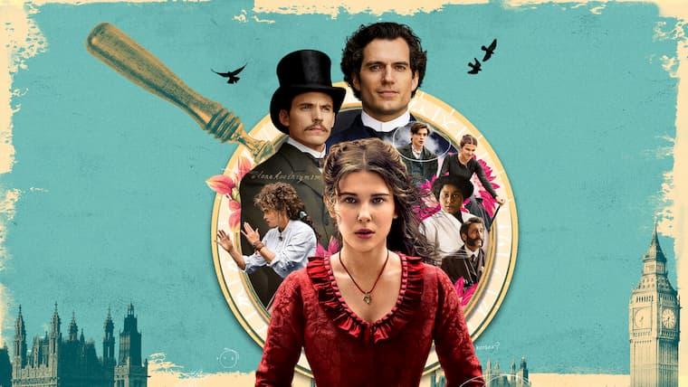Netflix'te Yeni Holmes, Enola Holmes