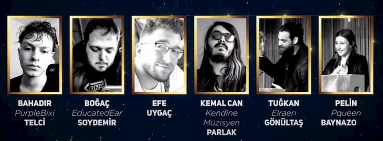 Oyunun Yıldızları Ödülleri