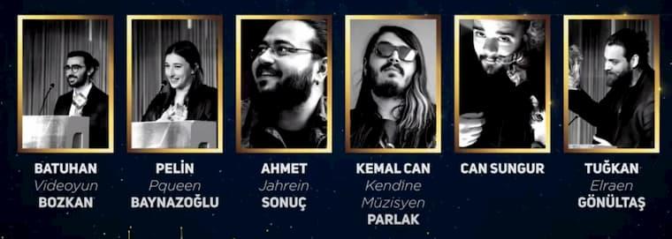 Oyunun Yıldızları Ödülleri Sahiplerini Buldu