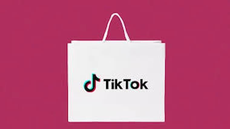Tiktok'ta Alışveriş Butonu Geliyor