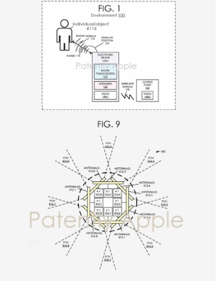 Apple Yeni Patent Örneklemi
