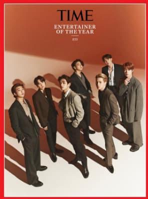 Time Magazine BTS