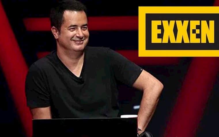 Exxen'in Yayın Programı Belli Oldu