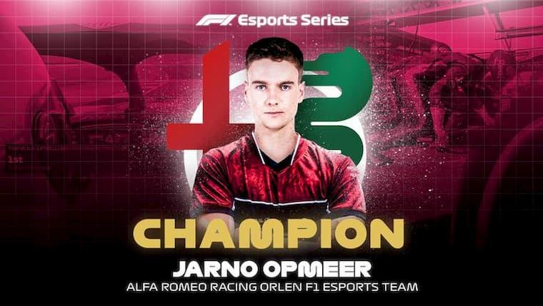 Dünya F1 Esports Şampiyonu Belli Oldu