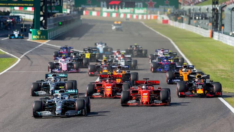 EA Formula 1 Hamlesi