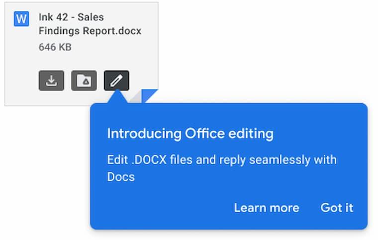 Gmail'e Gelen Yeni Özellik