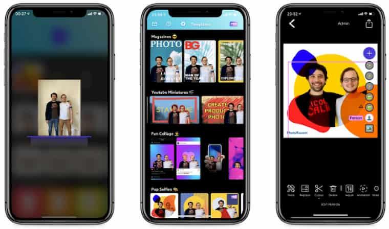 PhotoRoom Google Play Store'a Geldi