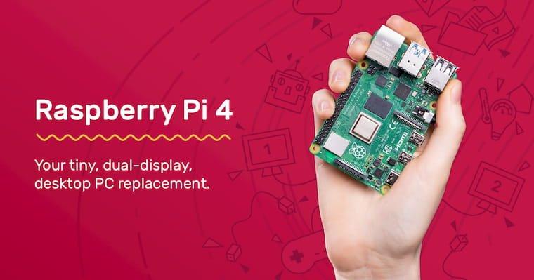 Raspberry Pi 4 İnceleme