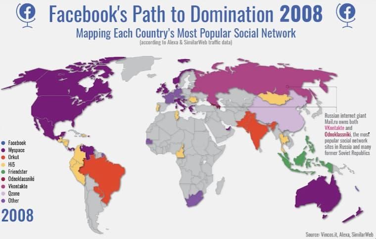 Facebook'un Hikayesinin Başlangıcı