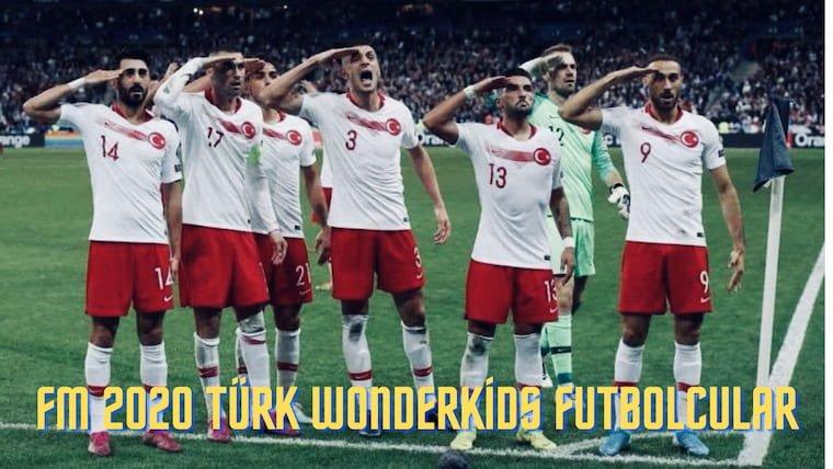 FM 2020 Türk Wonderkids Listesi