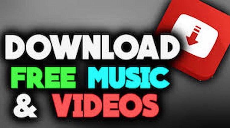 Free Music & Video Dowloader