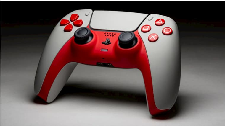 Playstation 5 Oyun Konsolu Tasarlama