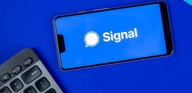 Signal Uygulaması