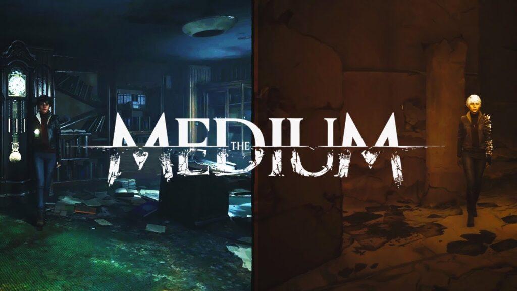 The Medium Oynanış