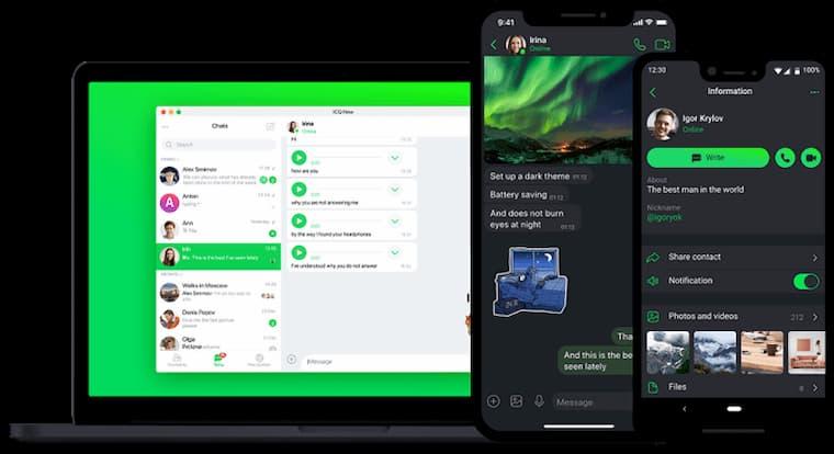 WhatsApp'a Alternatif En iyi 5 Uygulama Listesinde Dördüncü Sırasında ICQ