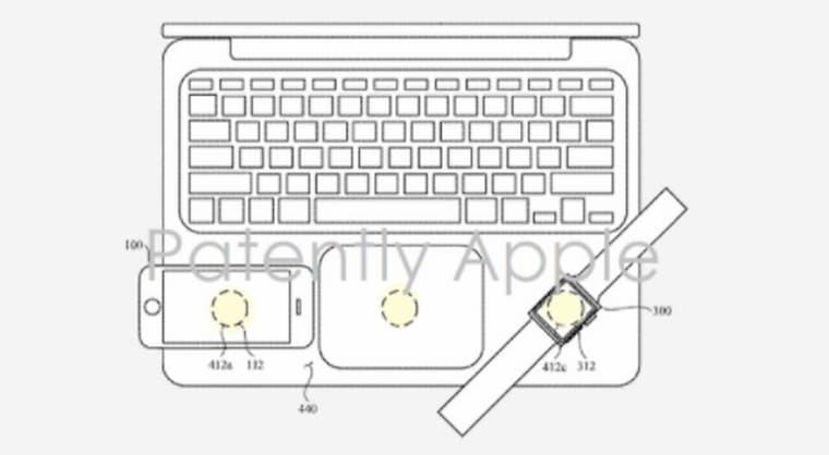 Apple Kablosuz Şarj için Yeni Patent Aldı