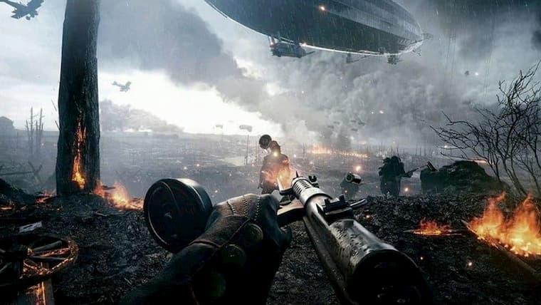 Electronic Arts'ın Severek Oynanan Oyun Serisi Battlefield'ın Son Çıkacak Olan Battlefield 6 Hakkında Yeni Sızıntılar
