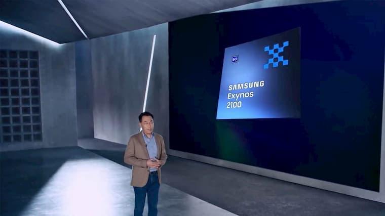 Samsung'un Galaxy S21 Serisinde Kullanacağı İşlemci Exynos 2100 Tanıtıldı