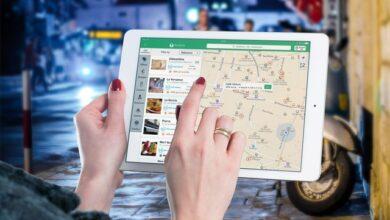 Google Haritalar Dil Değiştirme