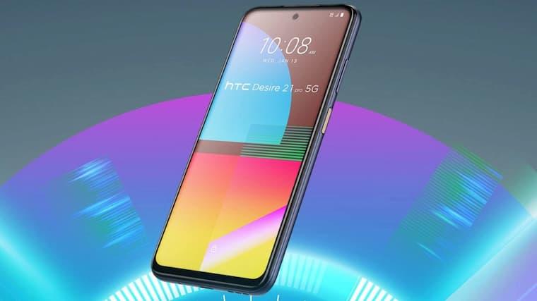 HTC Desire 21 Pro 5G Fiyatı ve Özellikleri Açıklandı