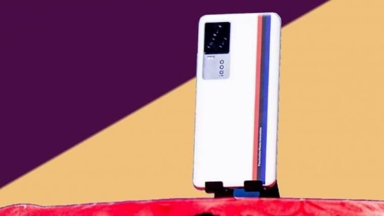 Vivo'nun Alt Markası Olarak Telefon Üreten IQOO 7 Telefonunu Duyurdu