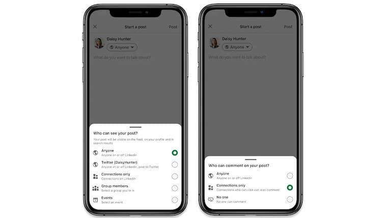 Linkedln Yeni Gelen Özellik İle Kullanıcılar Bir Sayfayı Ya Da Yapılan Yorumu Sessize Alabilecek