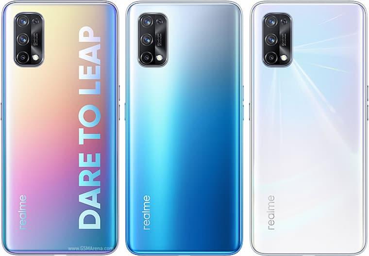 Türkiye'de Fiyat Performans Telefonları İle Bilinene Realme Geçen Yıl Eylül Ayında Tanıttığı Realme X7 Hakkında Bazı Bilgiler Ortaya Çıktı