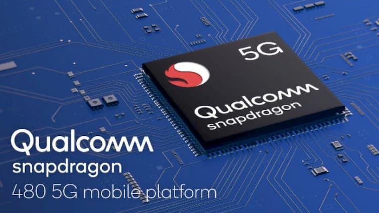 Qualcomm'un Snapdragon 480 5G İşlemcisi 4. Nesilde İlk Kez 5G Destekleyen İşlemci