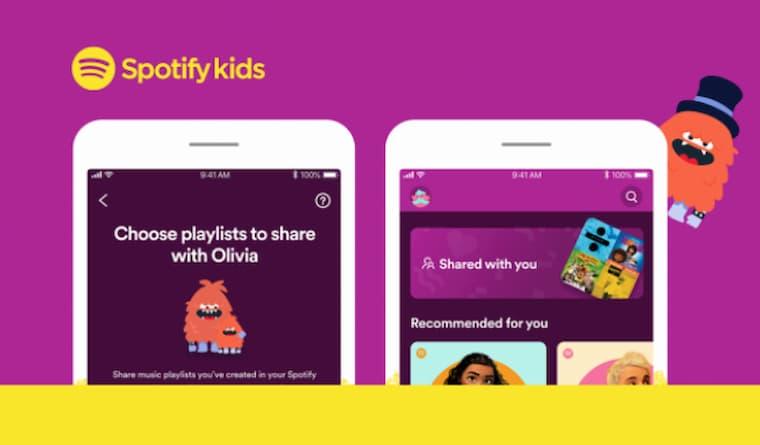 Spotify Kids'e Yeni Özellik