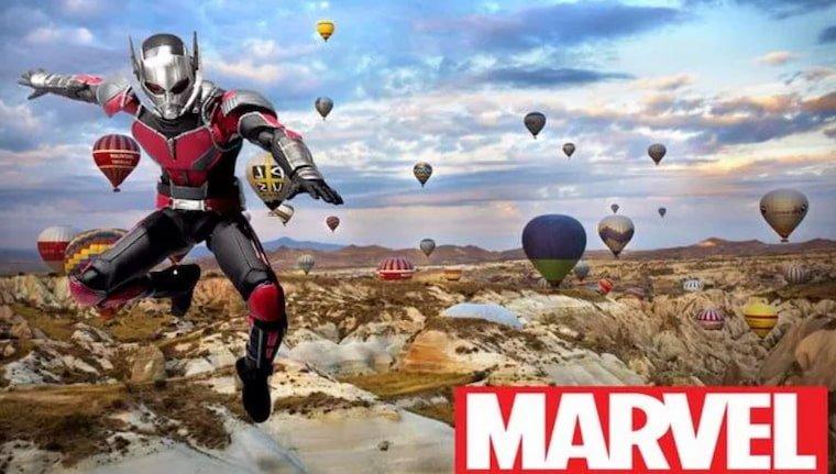Ant-Man Kapadokya Çekimleri Başladı