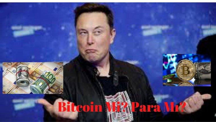 Elon Musk Bitcoin'in Değerini Artırmaya Devam Ediyor