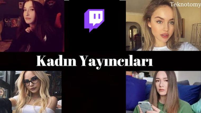 En Çok Özlenen Twitch Kadın Yayıncıları