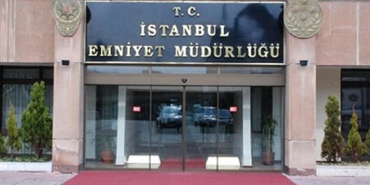 İstanbul Embiyet Müdürlüğü Sahte Negatif Test Sonucu Satan Çeteyi Yakaladı
