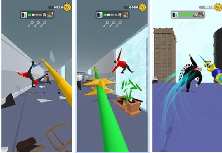 Yerli Oyun Joust Run Appstore En Çok İndirilenler Listesinde