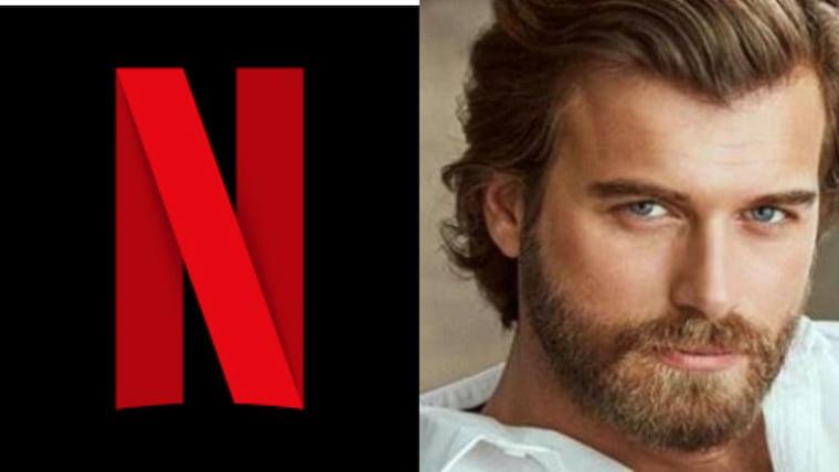 Kıvanç Tatlıtuğ Netflix'te Yeni Bir Dizide Yer Alacak