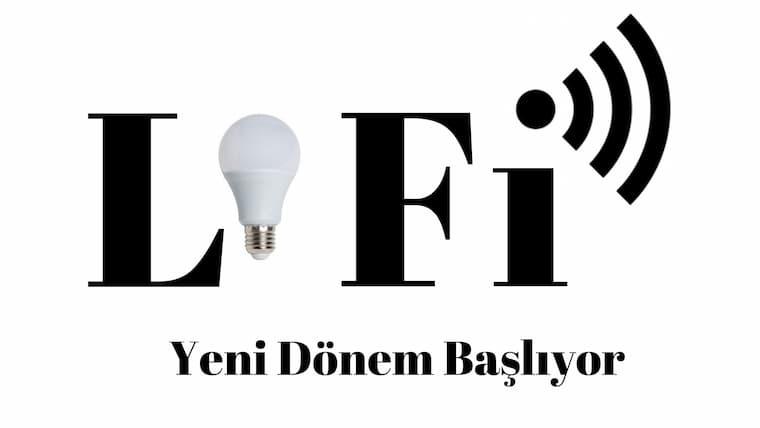 Li-Fi Dönemi Başlıyor