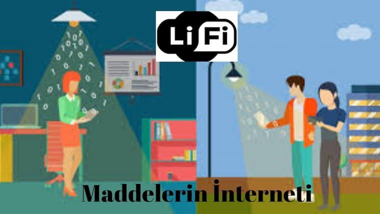 Li-Fi Yeni Nesil İnternet