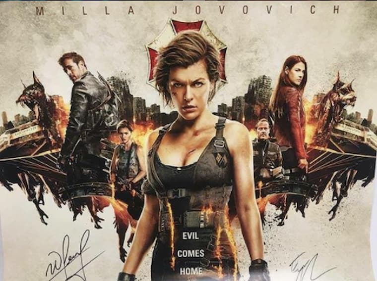 Resident Evil Filmi Tekrardan Vizyona Girecek