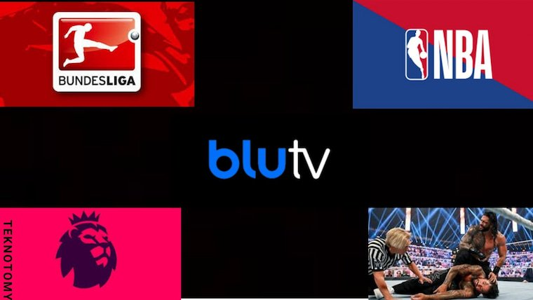 S Sports BluTV'de