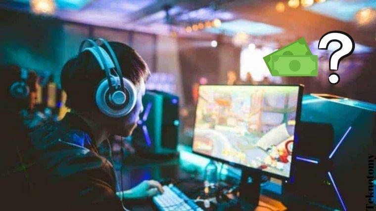 E-Spor Oyuncularının Maaşları Ne Kadar?