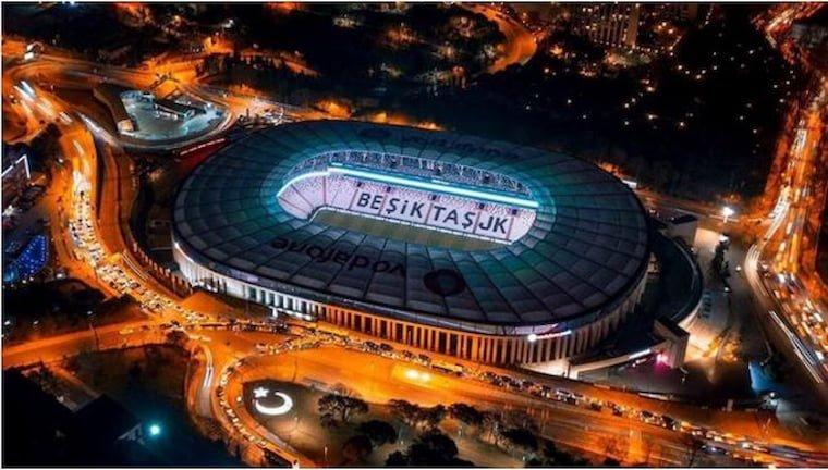 Uefa Süper Kupa Finali Vodofone Park'ta