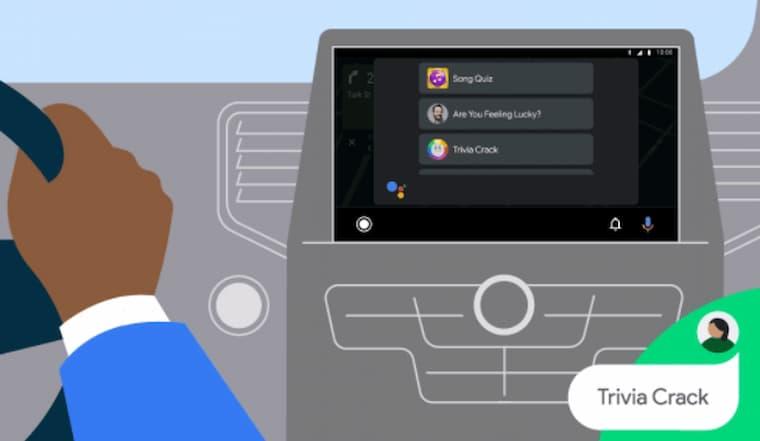 Google Android Kullanıcıları için Auto
