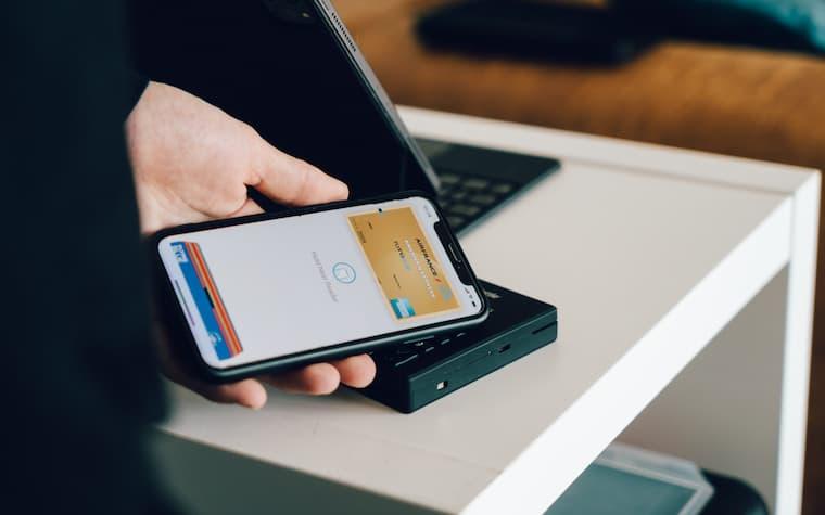 Bitcoin Apple Pay'de