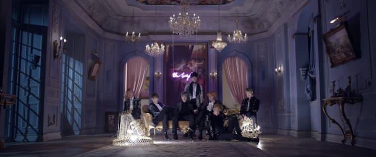 BTS Blood Sweat Tears