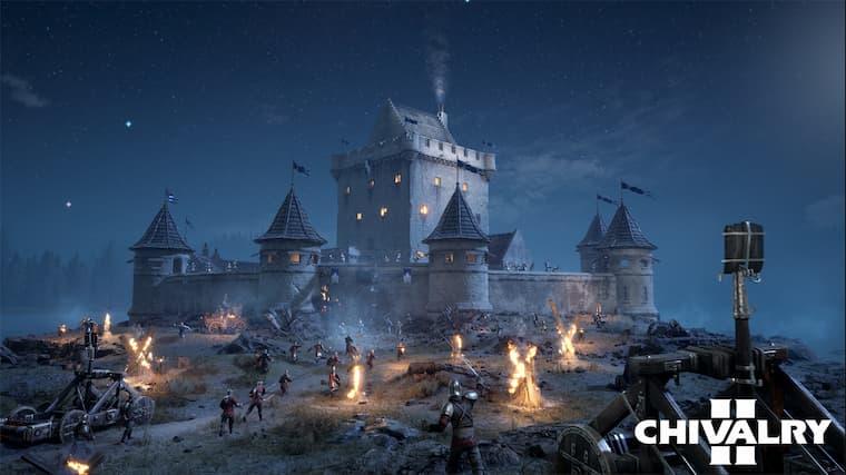 Haziran Ayında Çıkacak Olan Chivalry 2'den Oyun İçi Görüntüler