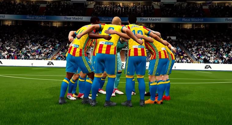 FIFA Online 4 Video İçeriğinden Fotoğraf